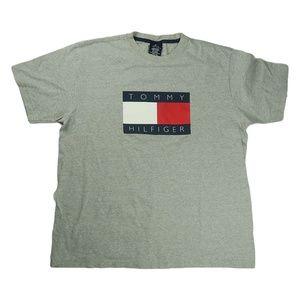 Tommy Hilfiger Big Flag Shirt L